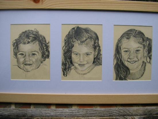 les trois ages