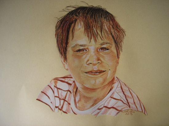 portrait garçonnet -